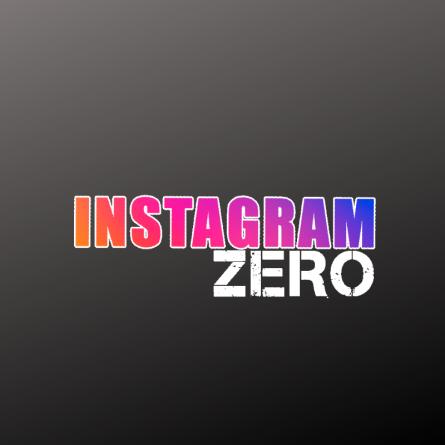 instagram zero